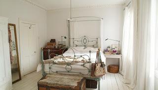 light location dormitorio vintage