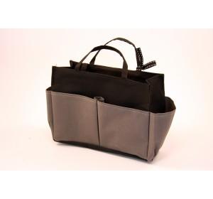 organizador-de-bolso-negro-y-gris