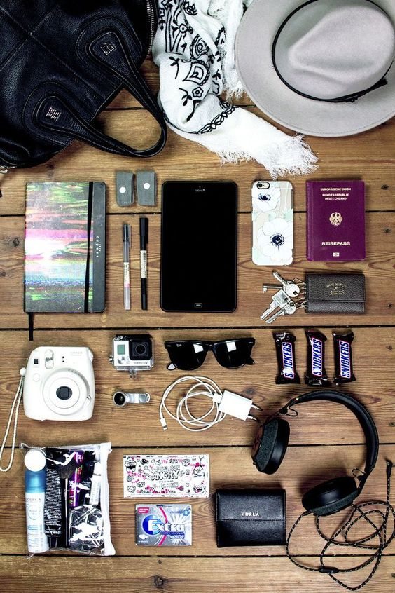 TRAVEL TIPS: WHAT IS IN MY TRAVEL BAG?